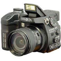 photo of Minolta Dimage A1
